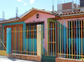 Mayu Wasi House, Huaraz
