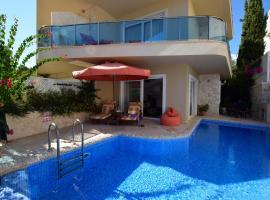 Apartment Leylek at Asfiya Retreat with Private Pool, Калкан
