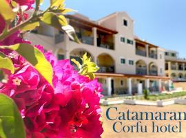 Catamaran Corfu Hotel, Acharavi