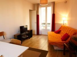 Paris Centre Apartment,