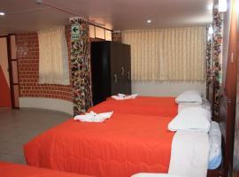 Hotel Los Gadiolos, Cajamarca