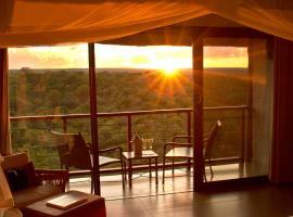 Victoria Falls Safari Club, Victoria Falls