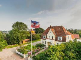 Altes-Landhaus-Ferienwohnung-Schleswig-Holstein