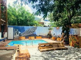 La Tortuga Hostel, Taganga