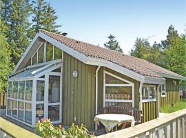 Holiday home Tranevej IV, Hulsig