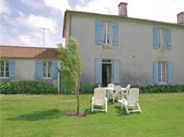 Holiday Home Le Riquet III, Grues