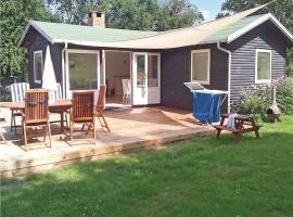 Holiday home Skjoldsvej Melby X, Melby