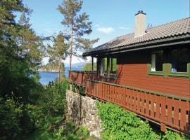 Holiday Home Valevåg - 06, Førde