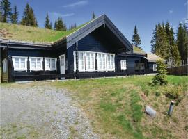 Five-Bedroom Holiday Home in Lillehammer, 诺德塞特