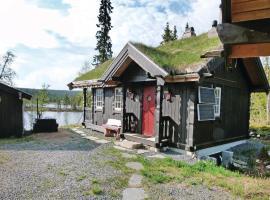 Holiday Home Bagn with Fireplace II, Skrikarvollen