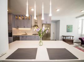 Pinsker (New 2017) – 2 Bedrooms & 2 Bathrooms, Tel Aviv