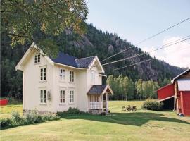 Holiday home Åmli Gjøvdal, Støylen