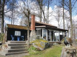 Holiday Home Lonashult with Fireplace I, Torne