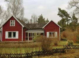 Holiday Home Figeholm with Fireplace VI, Figeholm