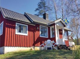 Holiday home Ryr Rönningen Köpmannebro, Åsensbruk