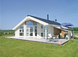 Holiday home Myggefjed Rødby IV, Kramnitse