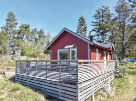 Holiday Home Halanda with Lake View I, Sandåker