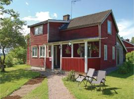 Three-Bedroom Holiday Home in Soderkoping, Söderköping