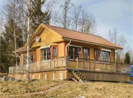 Two-Bedroom Holiday Home in Osthammar, Simundö