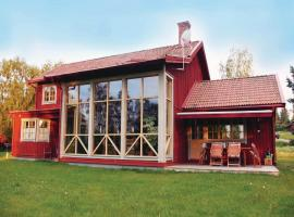 Two-Bedroom Holiday Home in Jarvso, Järvsö