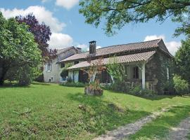 Holiday Home La Grange Des Filles, Montagrier