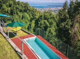 Holiday Home Smarje with Sea View I, Pomjan