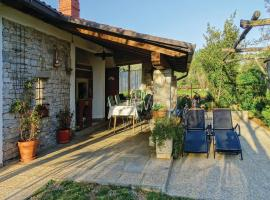 Two-Bedroom Holiday home with Sea View in Kostanjevica, Kostanjevica na Krasu