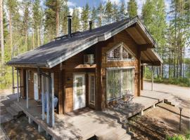 Two-Bedroom Holiday Home in Savonlinna, 萨翁林纳