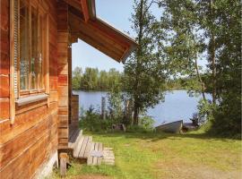 Two-Bedroom Holiday Home in Hirvensalmi, Hirvensalmi