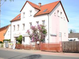Monteurswohnung südlich von Leipzig