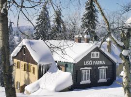 Holiday home Bedrichov - Lisci Farma, Bedřichov