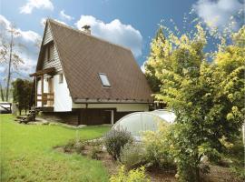 Two-Bedroom Holiday Home in Trhove Sviny, Trhové Sviny