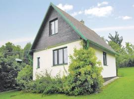Holiday home Mechova II, Všeboř