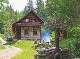 Three-Bedroom Holiday Home in Stara Bystrica, Stará Bystrica