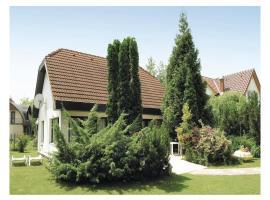 Holiday home Juhász Gyula Utca-Szántód, Szántód