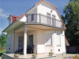 Holiday home Dózsa Gy. Utca I-Balatonmáriafürdö, Балатонкерестур