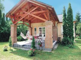 Holiday home Bajcsy-Zsilinszki-Balatonmáriafürdö, Balatonkeresztúr