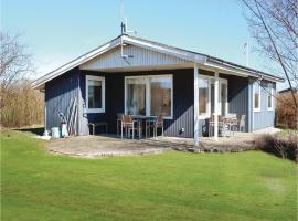 Three-Bedroom Holiday Home in Ebeltoft, Ebeltoft