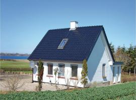 Holiday home Grønmark, Høruphav