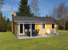 Holiday home Skovfyrvej Væggerløse VI, Bøtø By