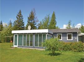 Holiday home Sølvpoppelvej Væggerløse VI, Bøtø By