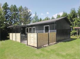 Holiday home Tårnurtvej Væggerløse XI, Bøtø By