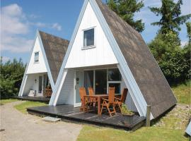 Two-Bedroom Holiday Home in Knebel, Knebel
