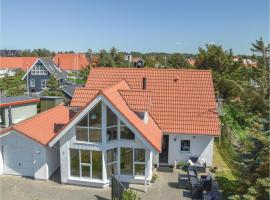 Four-Bedroom Holiday Home in Blokhus, Blokhus