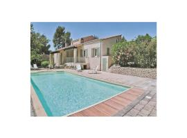 Holiday Home Lauris Rue Charles Gounnod, Lauris