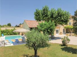 Four-Bedroom Holiday Home in Monteux, Monteux