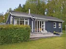 Three-Bedroom Holiday home with Sea View in Juelsminde, Sønderby