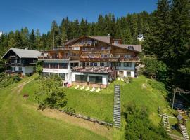 Frieden DAS Alpine Panorama Hotel, Pill