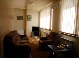 Apartment on Dzorapi 40, Erywań