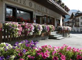 Hotel Federia, Livigno